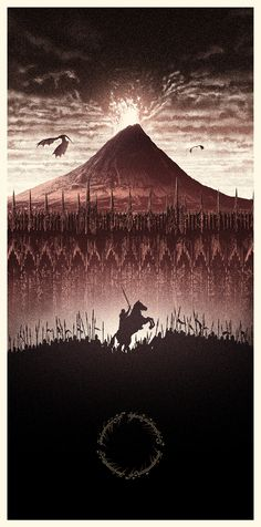 LOTR - The Return of the King by Marko Manev *