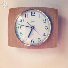 Horloge vintage - leboncoin junkshop