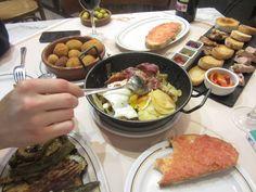 Love & Best Barcelona Diner Ever!