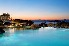 hotel pitrizza on the costa smeralda in sardinia, italy