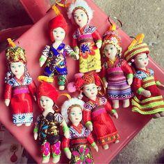 Shourouk via Instagram - Vietnamese Dolls