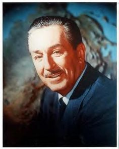 Walt Disney - He truly had a heart for people and wanted to bring Joy to all those he could.
