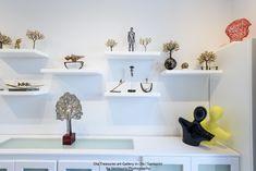 Buy famous Greek art miniatures in Oia Treasures Art Gallery. Greek Art, Floating Shelves, Art Gallery, Miniatures, Stuff To Buy, Home Decor, Art Museum, Decoration Home, Room Decor