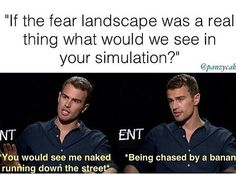 HAHAHAHAHAHA seriously I would pay money to see that. Not only in Theo's landscape but literally ANYONES :P ~Ema