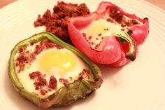 Grilling isn't typically an early morning activity, but Grilled Eggs with Mexican Chorizo might change that. Of course, just because eggs are involved you don't have to serve this tasty meal for breakfast. It's also great as a side or main dish for dinner. The method for grilling eggs is simple but ingenious: crack a raw egg into a bell pepper half and then grill until set. Cradled in the pepper, the egg cooks perfectly and the pepper is roasted by the flames, taking on a smoky, charred ...