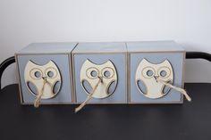 Owl drawers DIY
