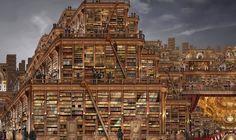 Rauzier's Labyrinths - Bibliothèque idéale