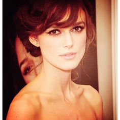 and of course, Kiera Knightley, the premiere historical film actress