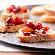 Turkey and cranberries make this appetizer perfect for holiday entertaining.