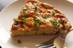 Southwest Fritatta | Udi's® Gluten Free Bread