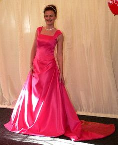 Elizabeth Smith Gown - Coloured Gowns