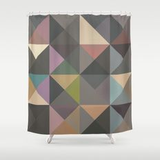 The Nordic Way XIII Shower Curtain