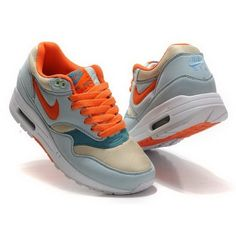 hot sale online bdf0c 63b89 Nike Air Max 1 - Air Max 87 Fuse Premium Gold Grey-Orange-
