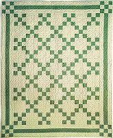 Free Quilt, Craft and Sewing Patterns: Links and Tutorials *With Heart and Hands*: Free St. Patrick's Day or Irish Quilt Patterns