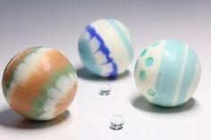 Lovely ball soap
