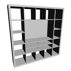 Genial Raumteiler Tv Mobel Raumteiler Pinterest Tvs Living
