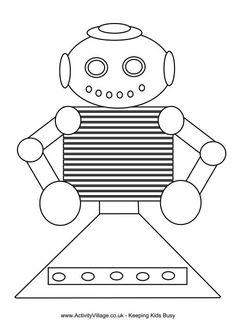 Robot writing paper