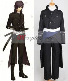 34 Best Anime-Hakuouki Cosplay Costumes images  a5178d33363a