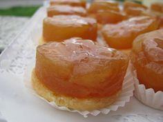 Pasticcini Tatin Crepes, Biscotti, Cheesecake, Mini, Apples, Sweet, Desserts, Food, Candy