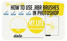How to use a brush in Photoshop |Persnickety Prints