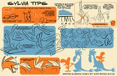 """Flooby Nooby: """"Wander Over Yonder"""" Style Guides by Craig McCracken & Alex Kirwan"""