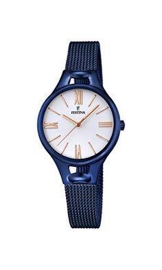 Festina Klassik F16953/1 Wristwatch for women Design Highlight https://www.carrywatches.com/product/festina-klassik-f169531-wristwatch-for-women-design-highlight/  #automaticwatch #festina #festinawatch #festinawatches #ladies #ladieswatches #women #womenswatches - More Festina ladies watches at https://www.carrywatches.com/shop/wrist-watches-for-women/festina-watches-for-women/