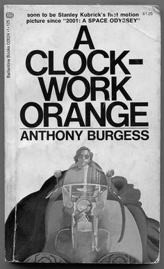 Clock work orange.  Parents had no idea about what HBO was about in the 70's and we what were really watching,  movie made an impression.  Yikes.