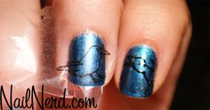 Create your own nail transfers.  http://www.nailnerd.com/creating-your-own-nail-transfers/