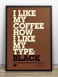 Designer Creates Typographical Jokes, To Humor Fellow Designers - DesignTAXI.com #Typography