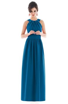 Alfred Sung D493 Bridesmaid Dress | Weddington Way