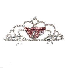 Virginia Tech Hokies NCAA Princess Tiara