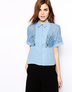 Shirt by Warehouse