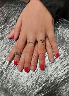 @westendtattoobp @westend_tattoo #westendtattooandpiercing #budapestwestendtattoo #tattoo #fingertattoo #line tattoo #tetoválás #linework tattoo #ujj tetoválás #vonalas tetoválás #heart tattoo #small tattoo #kis tetoválások #married tattoo #páros tetoválás Small Heart Tattoos, Budapest, Piercing, Piercings, Body Piercings, Peircings