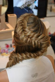 I'm obsessed with braids!