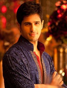 Siddharth Malhotra- Student Of The Year. My new fav. I think he can be the next SRK!