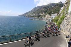 Stage 3. Wonderful view of the Costiera Amalfitana.