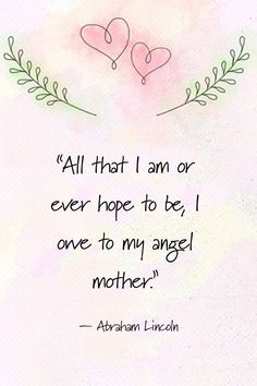 15 Touching Mother's Day Poems and Quotes  - CountryLiving.com