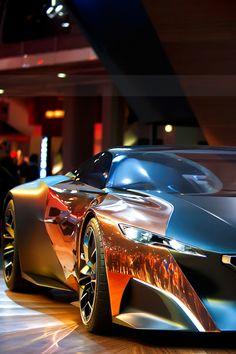vividessentials:Peugeot Onyx   vividessentials