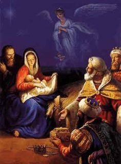 Share with your friends this Christmas nativity scene ecard. Free online A Christmas Nativity Ecard ecards on Christmas Christmas Scenes, Christmas Nativity, Christmas Art, Christmas Holidays, Illustration Noel, True Meaning Of Christmas, Happy Birthday Jesus, O Holy Night, Theme Noel