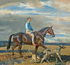 sir alfred munnings - Google Search