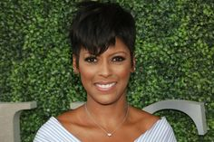 Tamron Hall Loves Her Short Hair - Despite Getting 'the Cruelest, Most Awful' Comments Online from essence.com