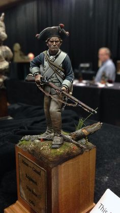 Excellent Continental Army soldier, American Revolution