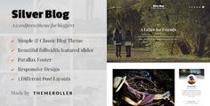 [GET] Silver Blog - A Simple WordPress Blog Theme (Blog / Magazine) - NULLED - http://wpthemenulled.com/get-silver-blog-a-simple-wordpress-blog-theme-blog-magazine-nulled/