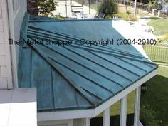 The Metal Shoppe, Custom Metal Fabrication and Coppersmithing - Roofs