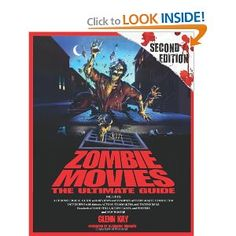 Zombie Movies: The Ultimate Guide (9781613744222): Glenn Kay, Alejandro Brugues: Buy Zombie Movies and Shows Online | Movies about The Zombie Apocalypse | #zombieapocalypse #zombiemovies #zombieshows #horrormovies #zombies  #zombieoutbreak http://www.zombieinfestedworld.com/buy-zombie-movies-online.html