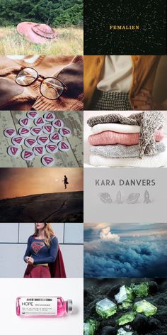 DC aesthetics: Supergirl