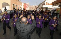 Desfile de inauguración del Festival Coahuila 2013