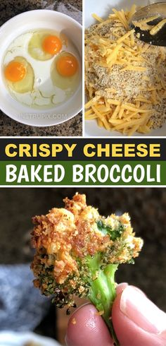 Easy Healthy Broccoli Recipes | Broccoli makes for the best simple and easy side dish for dinner. It's almost always in season and available at my grocery stores year round. This crispy cheese baked broccoli is a family favorite side dish for dinner or even snack with a little ranch dressing for dipping. My picky eaters and husband love it. It pairs well with just about any meal including chicken, steak, bbq or seafood. Plus, it's healthy and packed full of fiber! Veggie Recipes Healthy, Broccoli Recipes, Vegetable Recipes, Healthy Snacks, Broccoli Rice, Healthy Side Dishes, Side Dishes Easy, Vegetable Side Dishes, Dinner Dishes