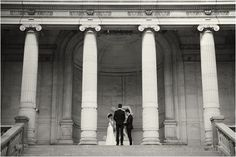 wedding ceremony in Paris | Image by Olivier Lalin of WeddingLight Photography