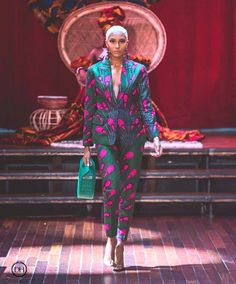 African Fashion Ankara, African Print Dresses, African Print Fashion, Fashion Prints, Africa Fashion, African Prints, African Dress, Ankara Styles For Women, African Design